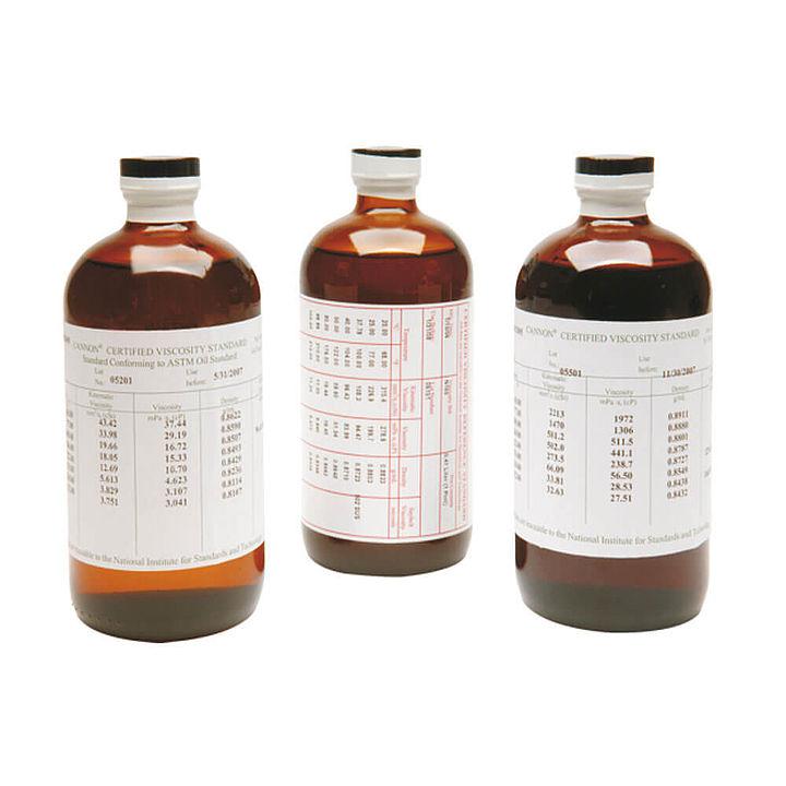Viskozitné kalibračné oleje Elcometer 2410