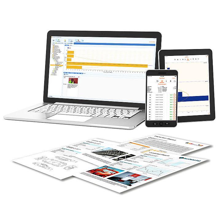 Software ElcoMaster vhodný pre PC, tablet aj smartphone
