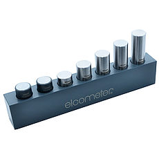 Elcometer kalibračné štandardy