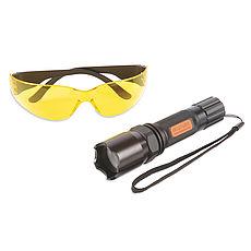UV baterka pre detekciu trhlín v nátere Elcometer 260