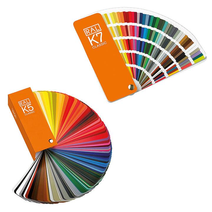 Súbor farieb RAL