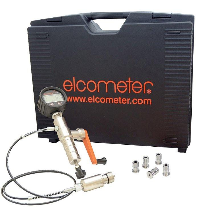 Digitálny odtrhomer Elcometer 508 v robustnom kufríku